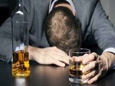 Não ao álcool