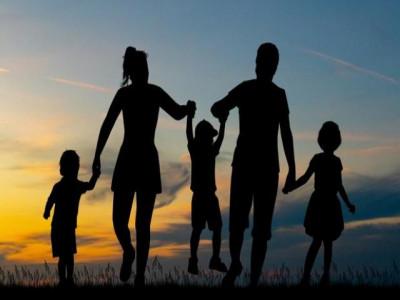 Como vai sua família?