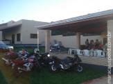 Rota da Serra Moto Clube esteve na Ilha Solteira.