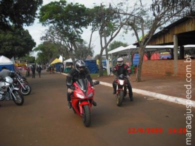 Rota da Serra MC recebe amigos no moto Cover