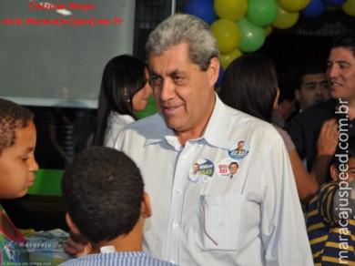 Lançamento da candidatura de Paulo Corrêa para Deputado Estadual e Reinaldo Azambuja para Federal