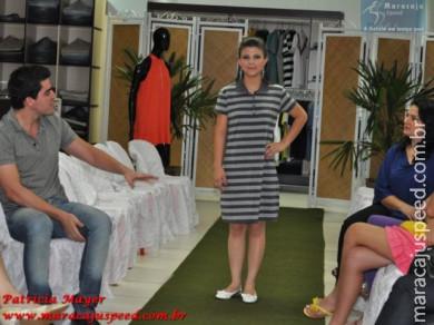 Workshop em Maracaju mostra as tendências de moda para a estação