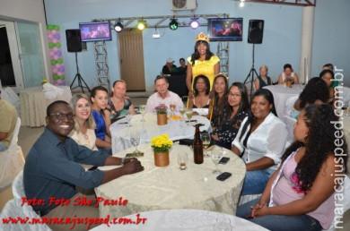 Aniversário de Larissa Vian 08 anos - Cruzeiro do Sul