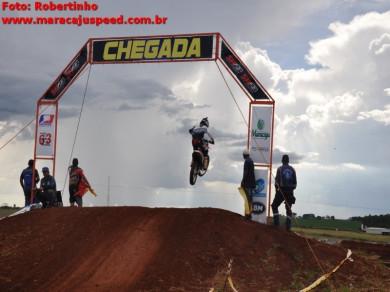 Maracaju: Campeonato Estadual de Motocross foi realizado na cidade nesse fim de semana; confira as fotos