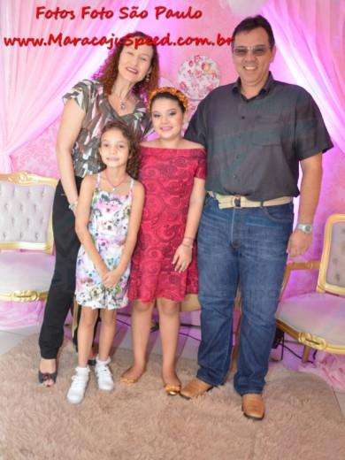 Aniversário 9 anos Amanda Gonçalves Azambuja