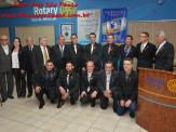 Nova Diretoria do Rotary Club de Maracaju foi empossada na noite da terça-feira (27)