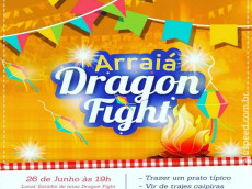 Arraial Dragon Fight - 26/06/18