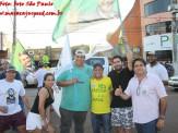 Carreata pró-Bolsonaro e candidatos 23/09/2018