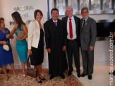 Presidente e conselheiros do TCE-MS participam de posse de Vital do Rego no TCU
