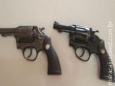 Maracaju: PRE apreende 568 quilos de Maconha e dois revólveres e recupera veículo furtado