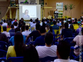 Maracaju: É preciso foco para vender o amanhã, diz especialista em palestra na 47ª Expomara