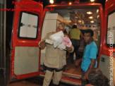 Maracaju: Bombeiros realizam parto de gestante no interior de viatura de resgate