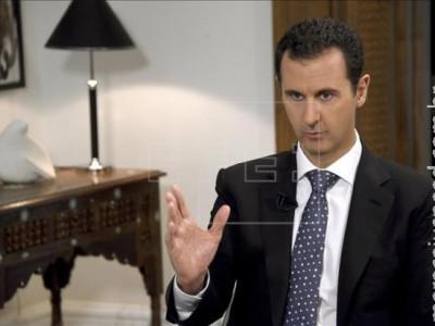 Presidente sírio se mostra aberto a negociar a paz, mas não com terroristas
