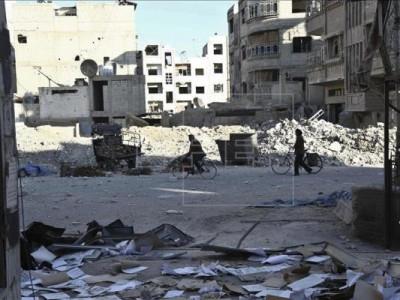 Rússia anuncia operação humanitária na Síria