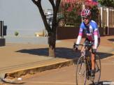 Apesar do frio intenso o 4º GP MARACAJÚ reuniu um grande número de ciclistas no último domingo (12)
