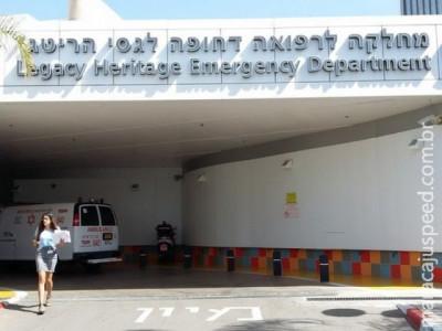 Hospital de Israel é capaz de operar embaixo da terra em caso de ataque