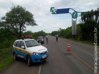 Polícia Militar Rodoviária apresenta resultados da operação Proclamação da Republica
