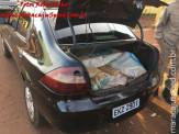 Maracaju: DOF realiza apreensão de veículo carregado com maconha e um dos traficantes é morto e outro empreendeu fuga