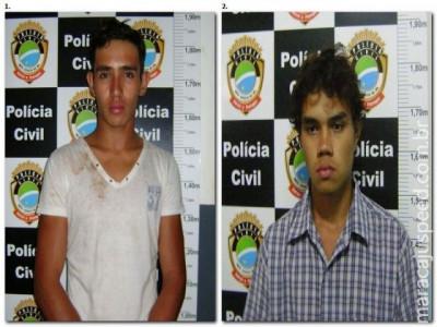 Maracaju: Polícia Civil prende autores de latrocínio em flagrante pelo assassinato de Giovani Carra