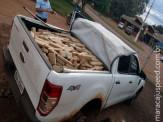 Maracaju: PRE BOP Vista Alegre apreende 990 kg de maconha na MS-164