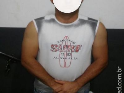 Maracaju: Polícia Militar cumpre mandado de prisão