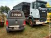 DEFRON recupera carreta furtada na MS-164 que liga Maracaju a Ponta Porã
