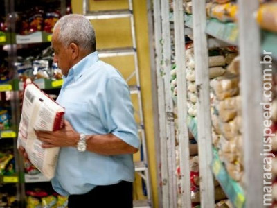 Inflação entre idosos fecha 2016 em 6,07%, abaixo da média global do país