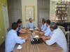 Maracaju: Em reunião em gabinete do prefeito governador prometeu liberar verbas para obras no município