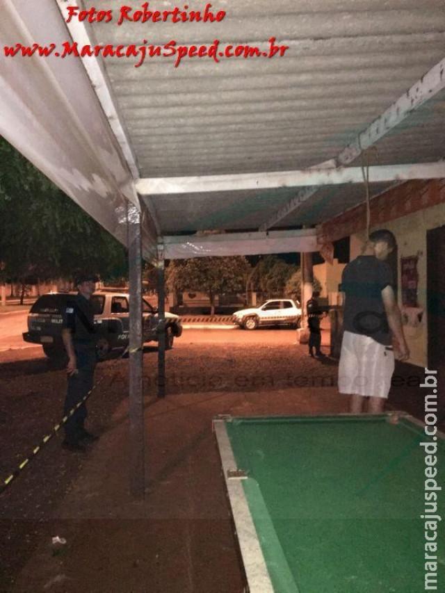 Maracaju: Homem se suicida com ação mecânica de enforcamento. Cena era aterrorizante para quem passava pelo local