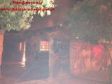 Maracaju: Mãe tem casa incendiada pelo próprio filho e casa fica totalmente destruída no Nenê Fernandes