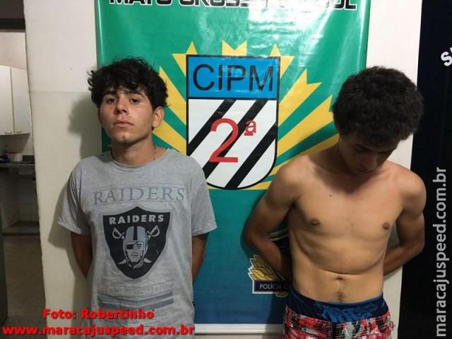 Maracajuenses que assassinaram homem na BR-267 com disparos de arma de fogo são capturados pela PM