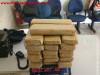 BOP PRE Vista Alegre deteve adolescente transportando cerca de 20 kg de maconha em ônibus. Droga tinha destino final Maracaju