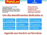 """Maracaju: Drogaria Ultra Popular realiza promoção e dá """"Vale Compra"""" aos clientes"""
