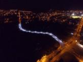 Maracaju: Rua Joaquim Ferreira Azambuja ganha iluminação