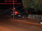 Maracaju: Veículo sem condutor anda por mais de 100 metros e invade alambrado do prédio do Museu