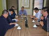 Diretoria do Grupo BBCA visitou prefeito Maurílio para apresentação de segunda fase de indústria