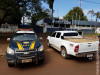 PRF apreende 1,6 t de maconha em caminhonete roubada na região de Maracaju