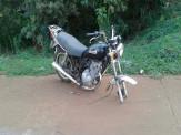 Maracaju: PM recupera motocicleta produto de furto em mata as margens do Córrego Dos Bugres