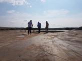 Funasa supervisiona obra de esgotamento sanitário em Maracaju