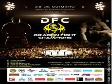 Maracaju:  Evento de MMA realizado pela DFC (Dragon Fight Champions) acontece este mês