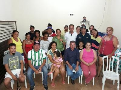Moradores do Conj. Olídia Rocha realizam reunião e pedem segurança
