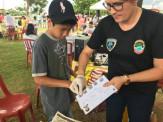 Maracaju foi presenteada pelo Vereador Robert e parceiros com Ação de cidadania