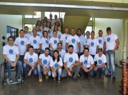 Maracaju: Funcionários Públicos reforçam movimento da Campanha Contra o Câncer da Próstata