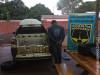 Maracaju: PRE BOP Vista Alegre apreende traficante com 41 kg de maconha em veículo