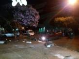 Integrantes do PCC que foram mortos em troca de tiro com a Polícia em Dourados estavam em carro com placas de Maracaju