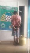 Maracaju: Homem é preso em flagrante após furtar um botijão de gás