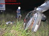 Maracaju: identificada vítima em óbito de capotamento ocorrido na BR-267