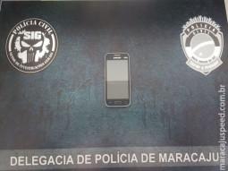 Polícia Civil de Maracaju apreende adolescente e recupera celular furtado