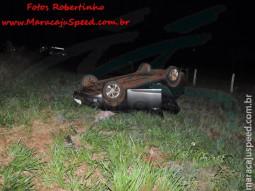 Maracaju: Caos na Rodovia MS-157 ocasiona acidentes em série na noite de sexta-feira