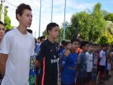 Maracaju: Projeto Bom de Bola, Bom na Escola 2018 teve o início nesta manhã em solenidade